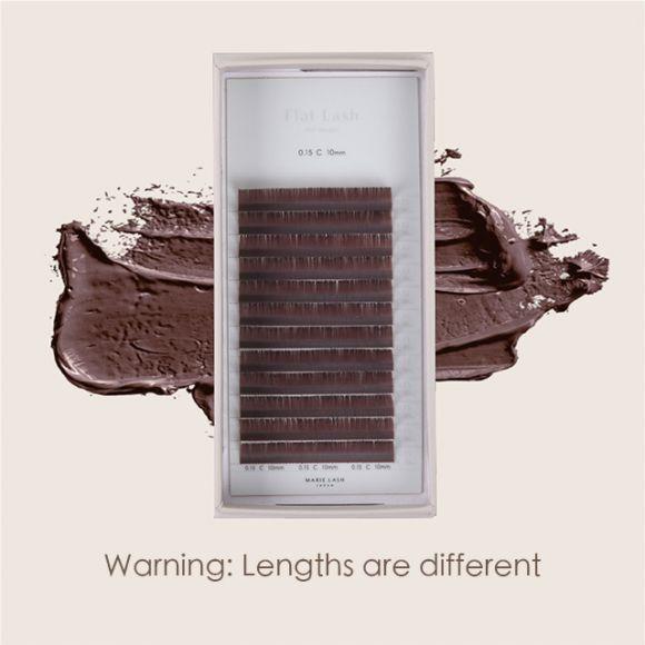 플랫 래쉬 0.15mm (World Standard Length)