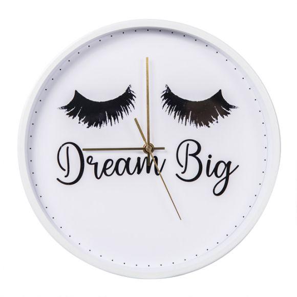 Dream Big 벽시계