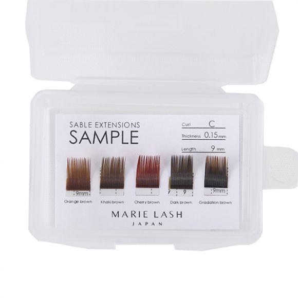 가모 샘플 (세이블 브라운)